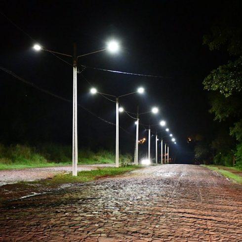 Los municipios integrantes de la Ramcc decidieron hacer una compra colectiva de luminarias LED para combatir el cambio climático