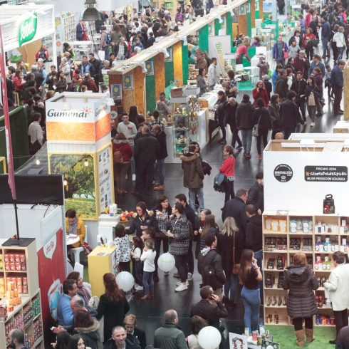 La Feria de productos ecológicos y consumo responsable Biocultura, por segunda vez en A Coruña