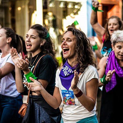 En el Día Internacional de la Mujer. celebremos nuestro derecho a reclamar por la igualdad de género