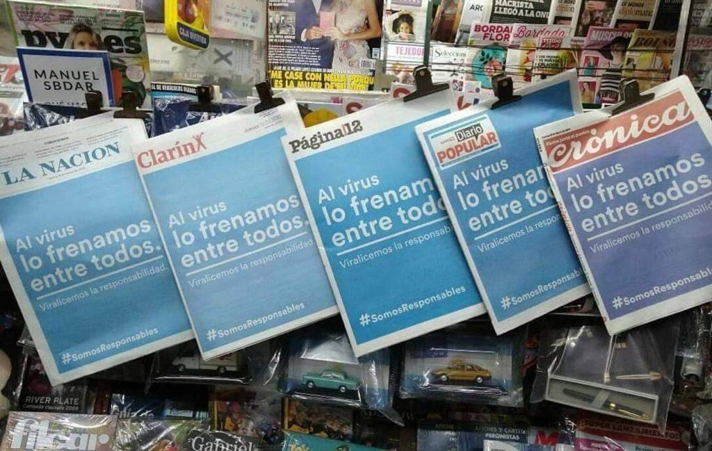 Entrevista al presidente de Fopea, Fernando Ruiz, sobre cómo ejercer el periodismo en tiempos de coronavirus