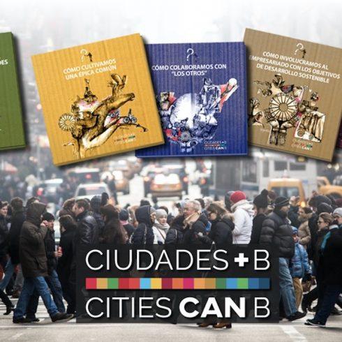 Colaboración Extrema, la campaña que llevan adelante las Ciudades+B