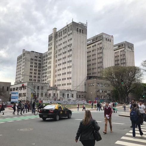 """El Programa Odisea busca la puesta en valor total del Hospital de Clínicas """"José de San Martín"""""""