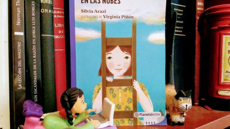 La niña que vivía en las nubes, la nueva obra de Silvia Arazi para literatura infantil