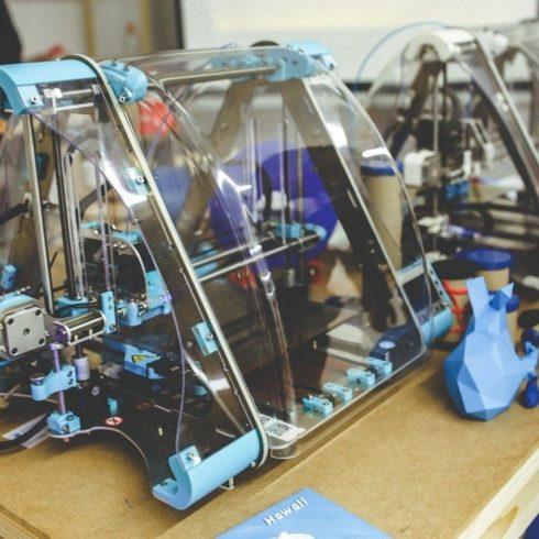 Las impresoras 3D podrían ser una solución para suplir de insumos sanitarios a los hospitales y centros médicos