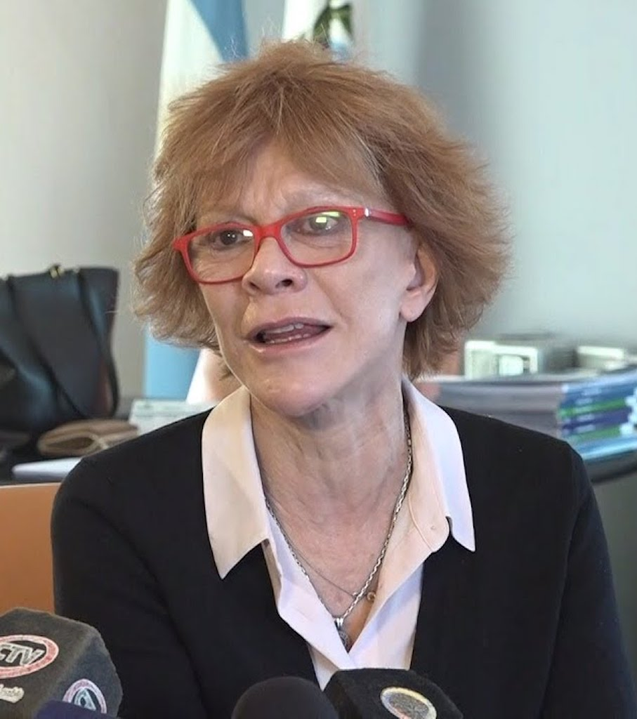 Entrevista a Alicia Bañuelos, ministra de Ciencia y Tecnología de San Luis y rectora de la ULP