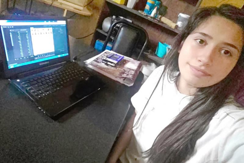 Entrevista a Alicia Bañuelos, sobre las clases virtuales en la provincia de San Luis