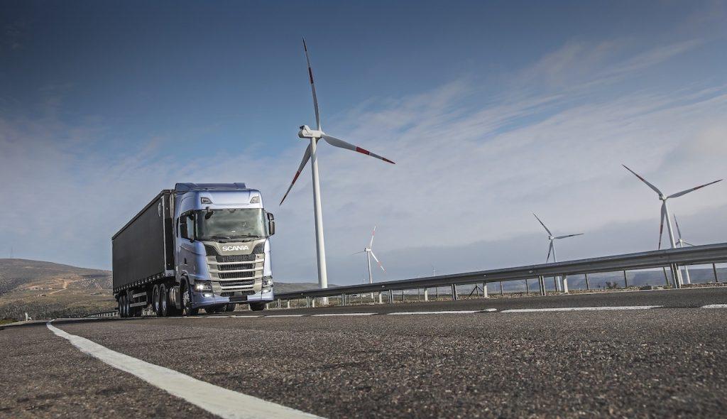 Scania Argentina renueva su compromiso con el ambiente y usa 100 % energía renovable