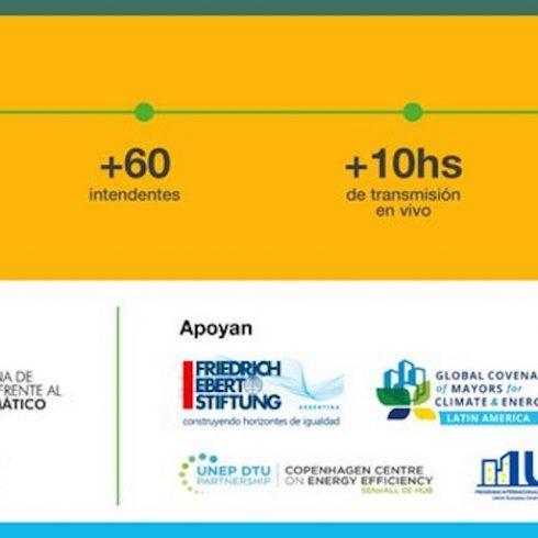 Maratón por la Acción Climática en el Día Mundial del Ambiente, organizada por la Ramcc