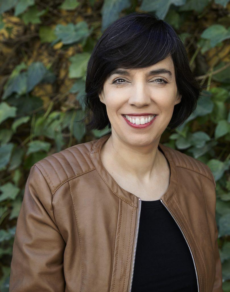 la periodista y socióloga catalana Esther Vivas, autora de Mamá desobediente. Una mirada feminista a la maternidad
