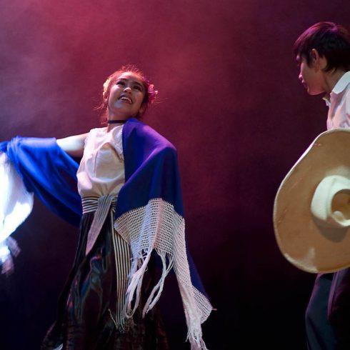 La Fiesta Nacional del Poncho en Catamarca celebra 50 años de existencia