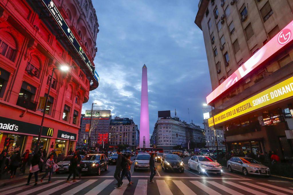 Con Iluminación LED, la ciudad de Buenos Aires ahorró en un año 110 millones de kw