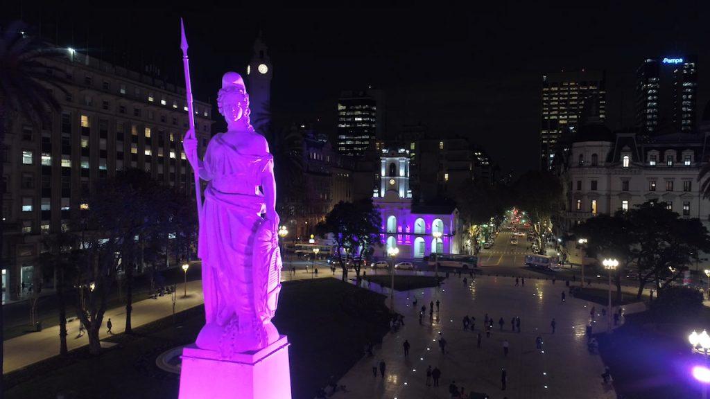 Con iluminación LED la ciudad de Buenos Aires ahorró 110 millones de kw en un año