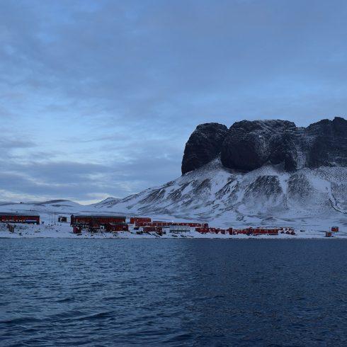 Entrevista sobre la Antártida Argentina a Máximo Gowland, el director nacional de Política Exterior Antártica