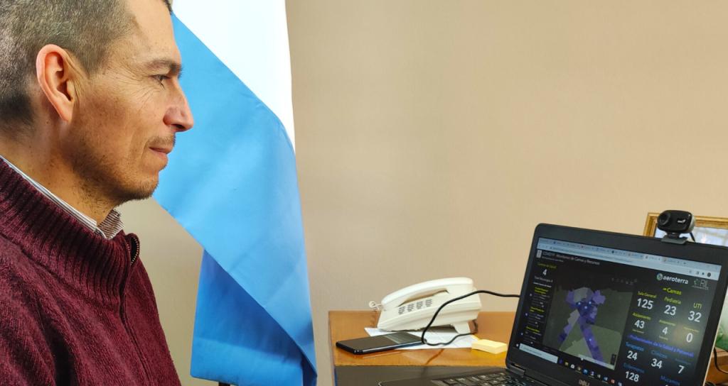 Luis Picat, el intendente de Jesús María, y la importancia de la tecnología en una buena gestión de gobierno