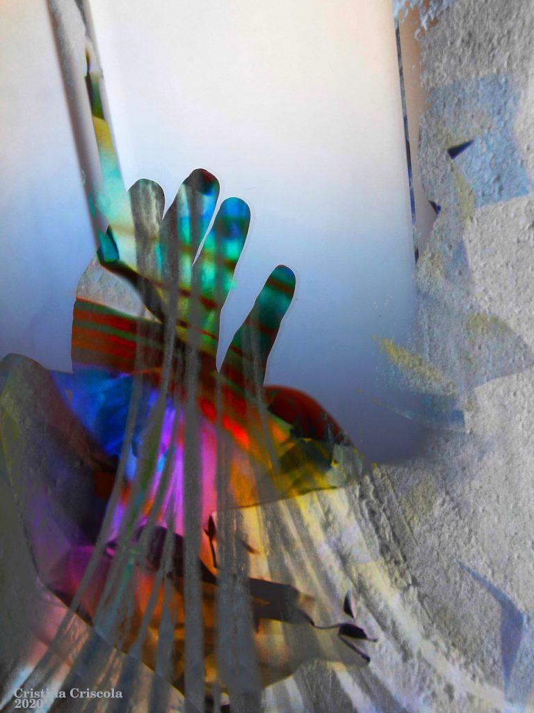 La artista Plástica Cristina Críscola homenajea a los trabajadores esenciales con una muestra virtual