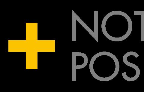 NOTICIAS POSITIVAS : LOGO HORIZONTAL 2020