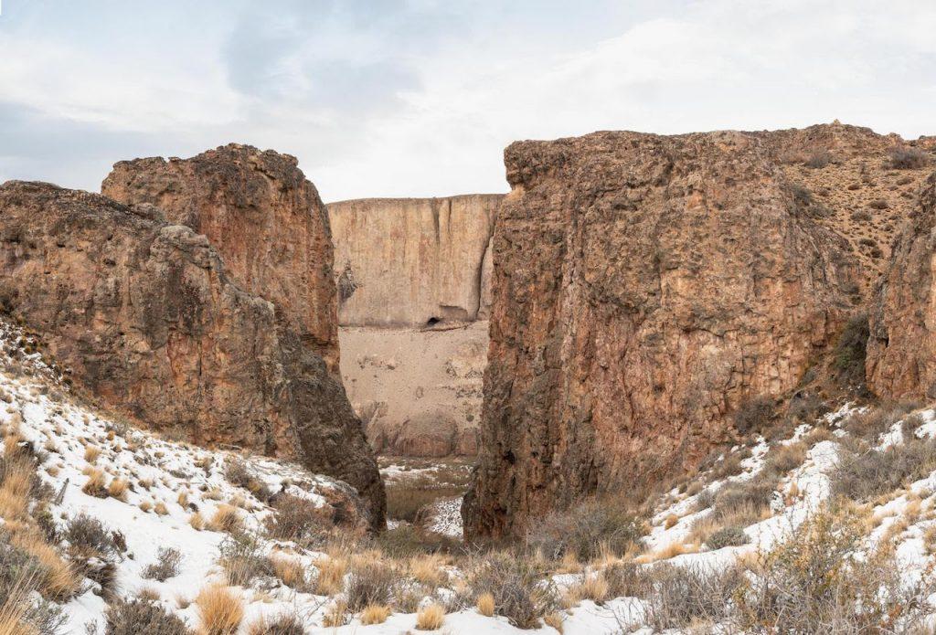 El Sitio Cueva de las manos, en la Provincia de Santa Cruz, bajo la protección del gobierno