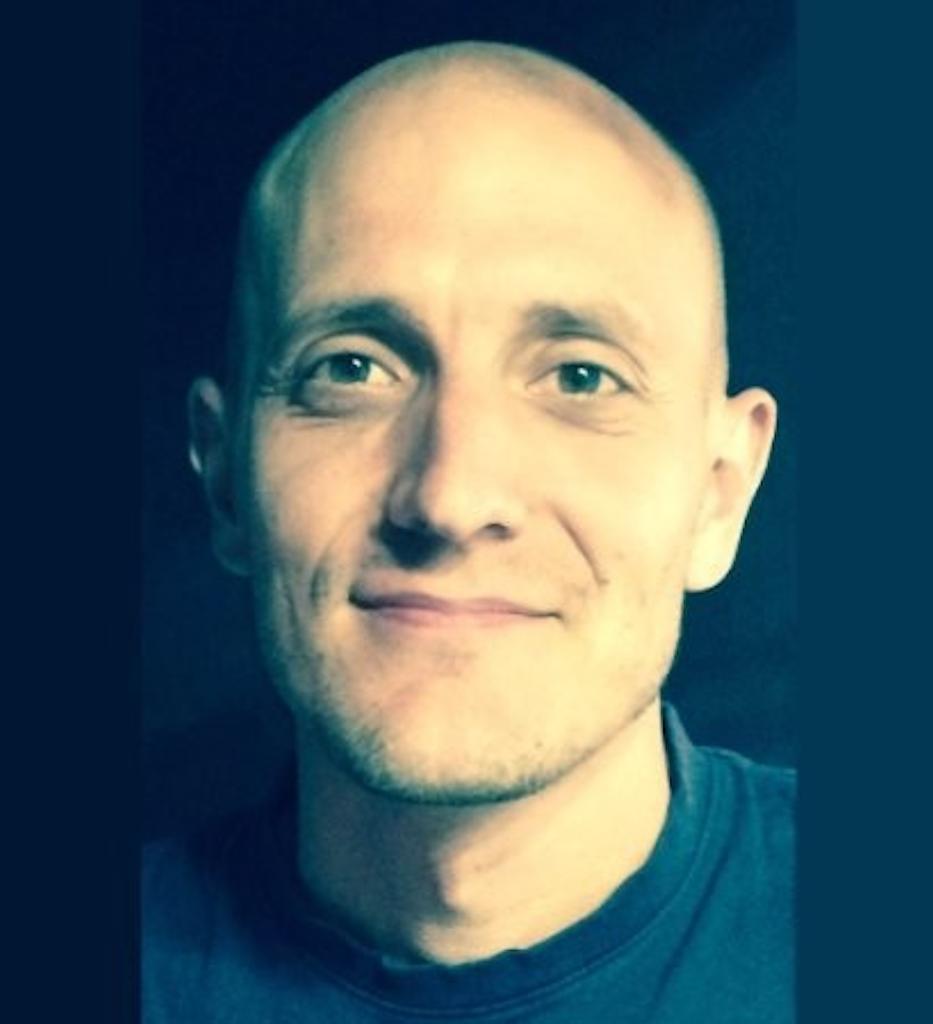 David Yáñez, cofundador de la startup tecnológica Vortex Bladeless