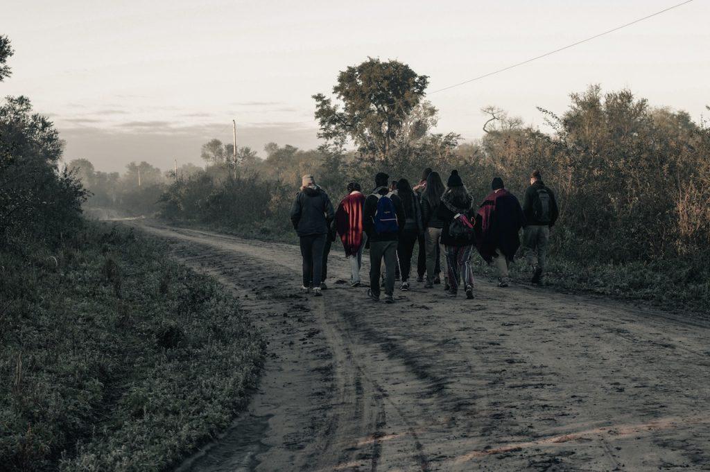 El monte chaqueño y sus comunidades rurales en riesgo son el objetivo de la ONG Monte Adentro, desde 2014