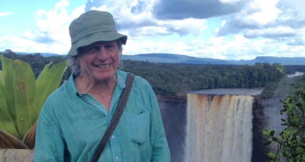 Gaia:Martín von Hildebrand, el custodio de la Amazonía