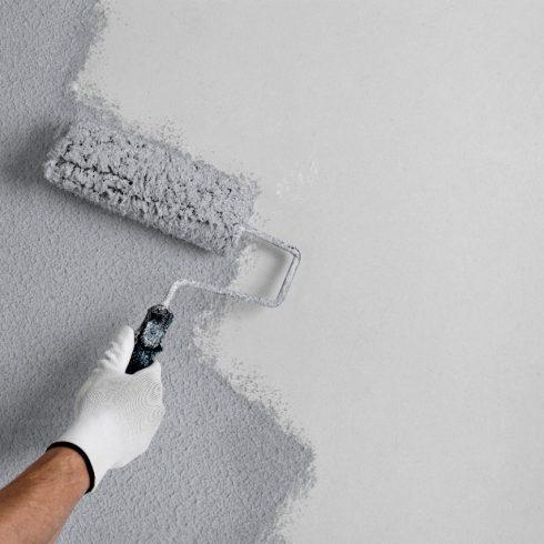 La empresa nacional de pinturas y revestimientos Anclaflex brinda un curso gratuito sobre cómo pinta con rodillo, como salida laboral en el contexto actual