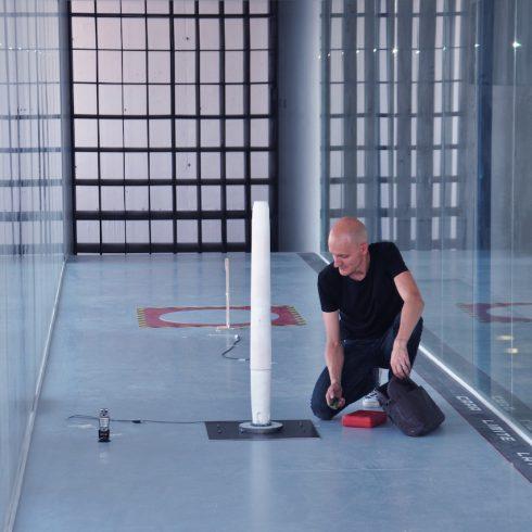 David Yáñez presenta Vórtex Nano, aerogenerador sin aspas
