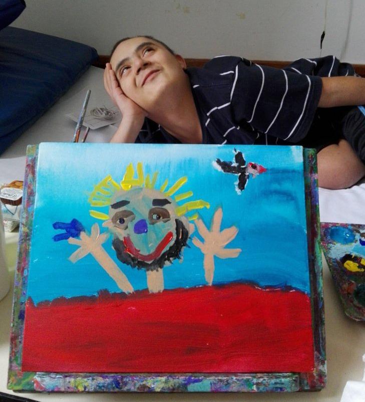 La organización Vergel desarrolla sus actividades en el Hospital Gutiérrez