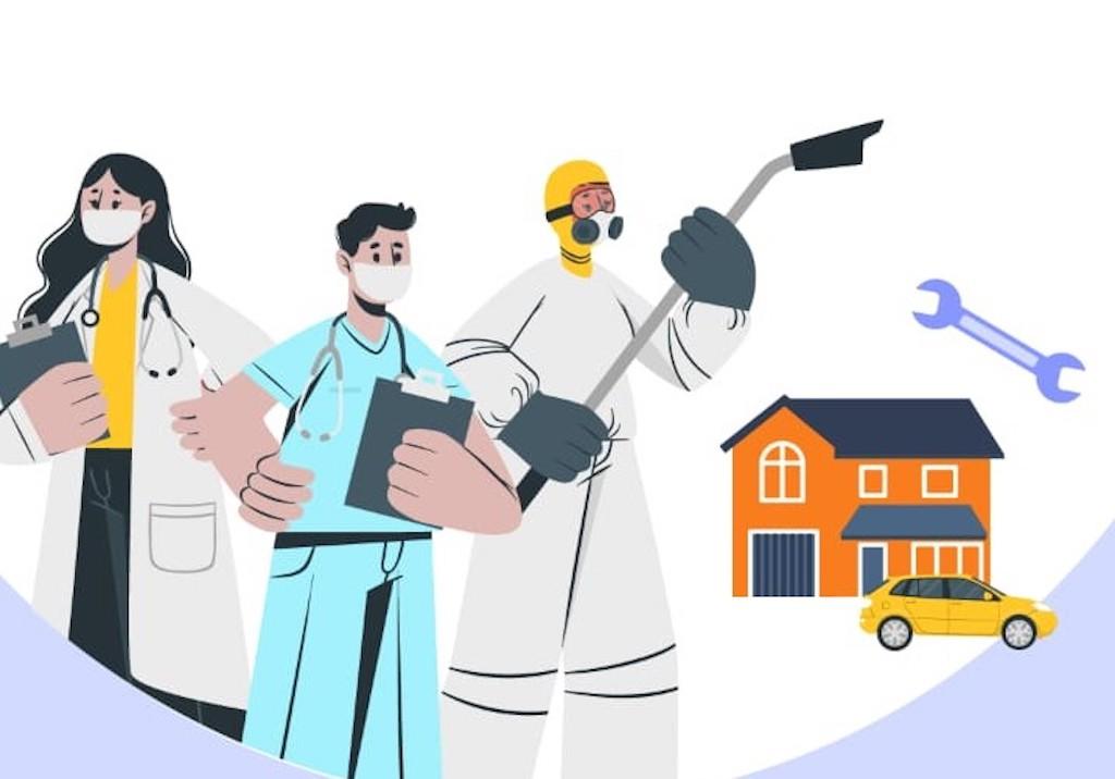 Iké Argentina ofrece sus servicios de manera gratuita a los miembros de todos los equipos sanitarios de la zona de AMBA