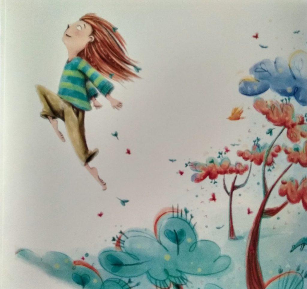 Sola en el bosque es un libro ideal para trabajar un tema tabú en la escuela con la ESI