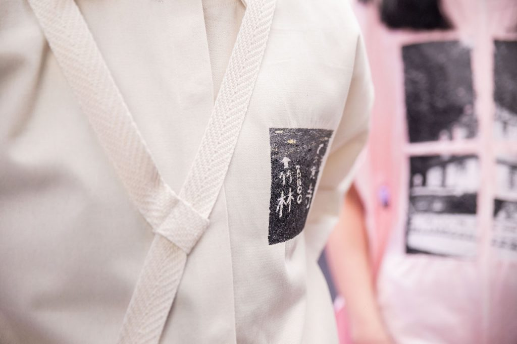 En Designers BA, Lucía Chain y su moda sustentable
