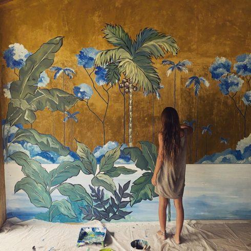 Ser artista y vivir del arte se puede, dice Julia Méndez Casariego
