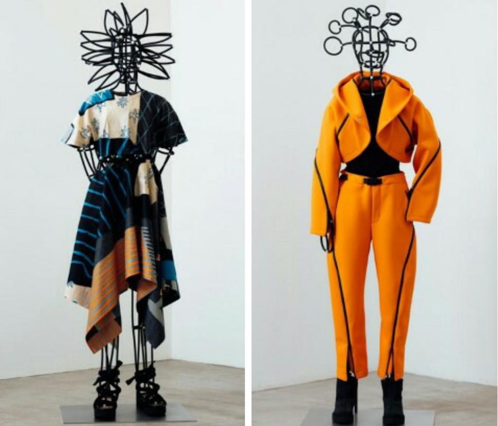 Sotashi Kondo, director artístico de la marca Issey Miyake, presentó su colección basada en la sustentabilidad