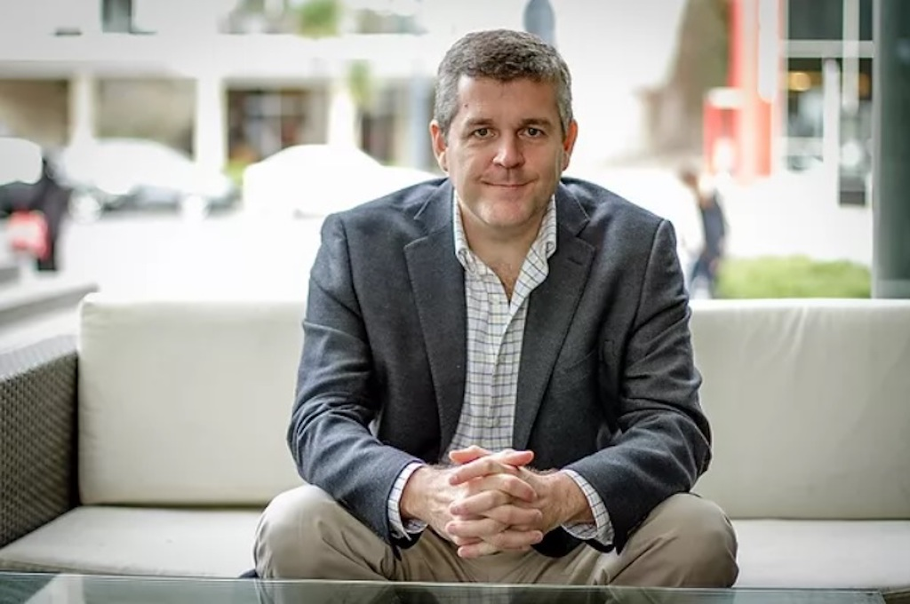 Ignacio Peña, creador de Open Space, convoca nuevamente a los jóvenes profesionales para ir al espacio