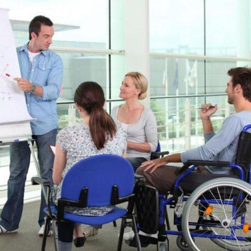 Se realizará el Primer Simposio Latinoamericano sobre educación y trabajo para personas con discapacidad