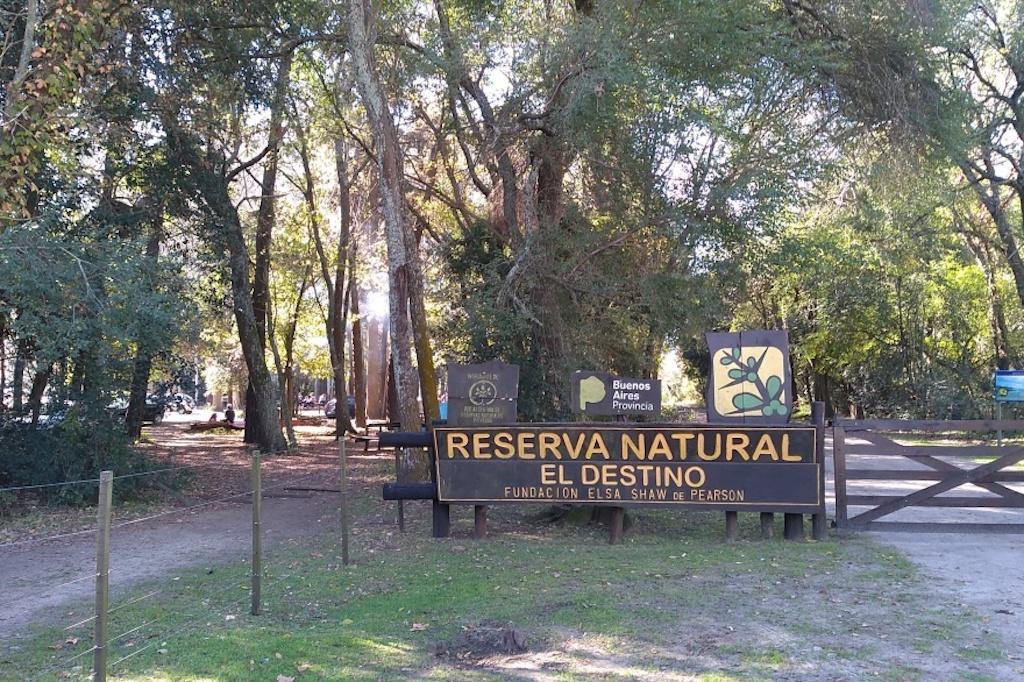 """En la estancia """"El destino"""", se puede hacer turismo ecológico e investigación ambiental"""