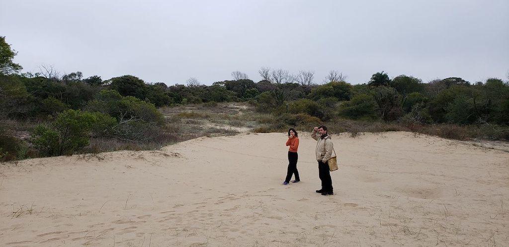 En la isla Martín García, también se puede hacer turismo responsable