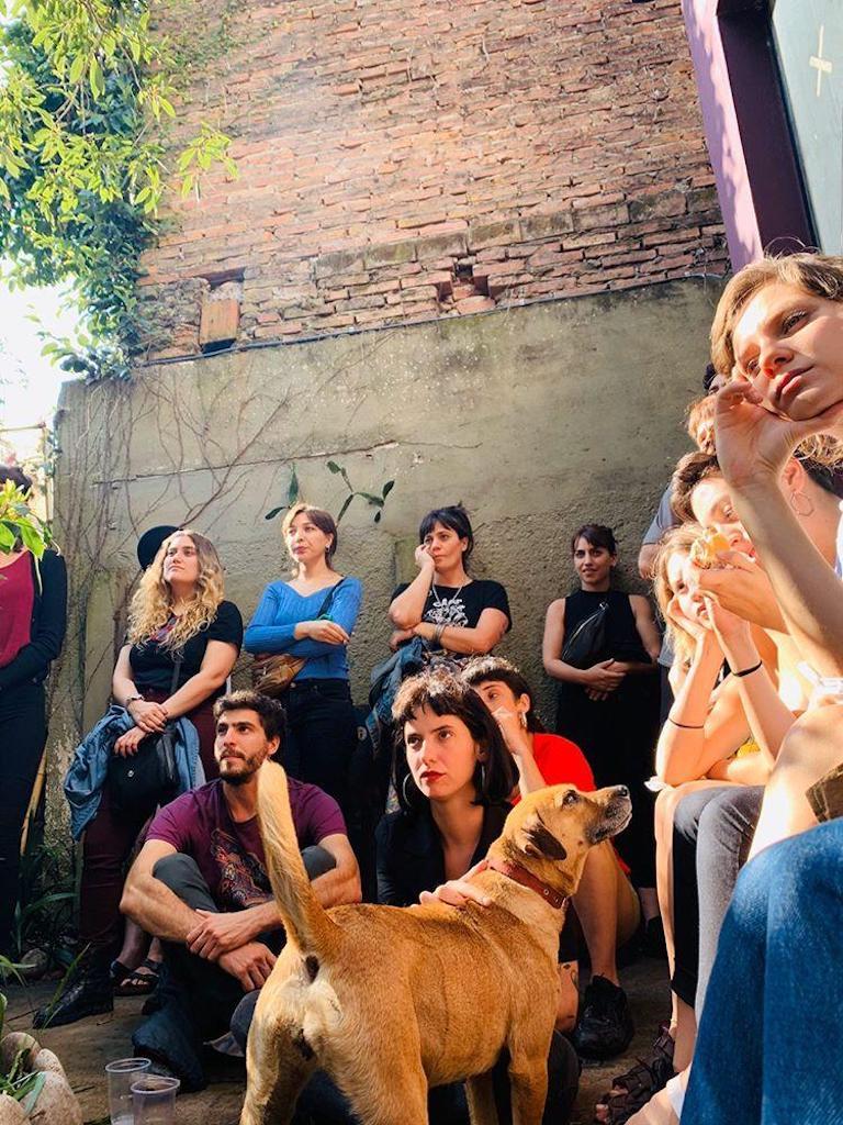 El Mamut, el ciclo de poesía joven e itinerante que busca renovar la esencia del género