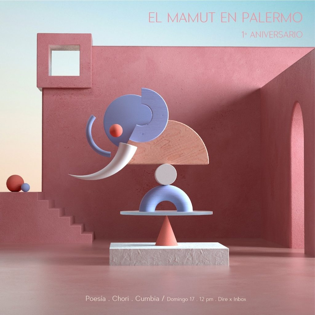 El Mamut, ciclo de poesía itinerante y al aire libre que quiere rescatar la esencia de la poesía