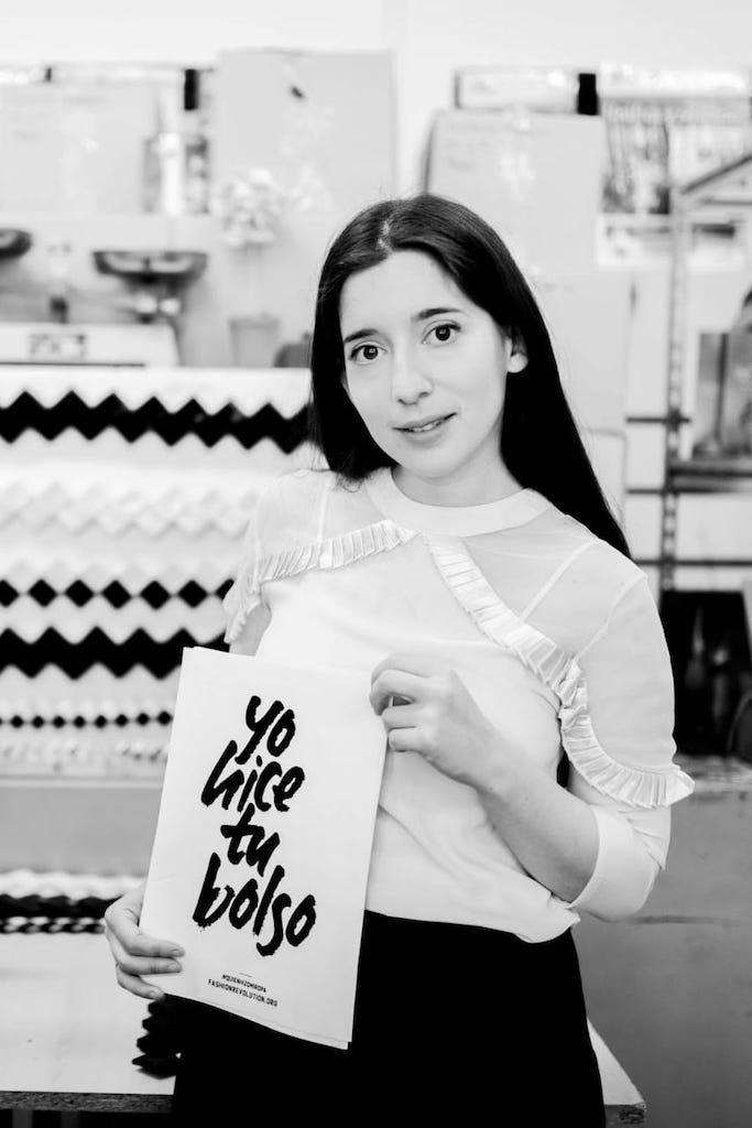 Fashion Revolution Argentina convoca a diseñadores y artesanos; entrevista a su representante, Jesica Pullo
