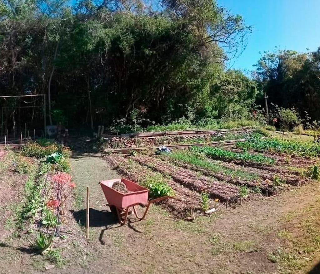 En la isla Martín García, se puede hacer turismo responsable y también agroecología