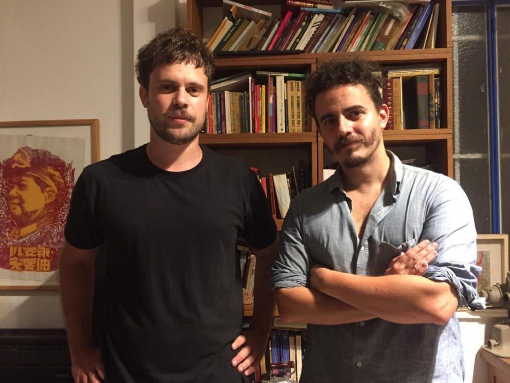 El Mamut, el ciclo de poesía joven e itinerante que busca renovar la esencia del género: Tomás Toer y Simur, sus creadores