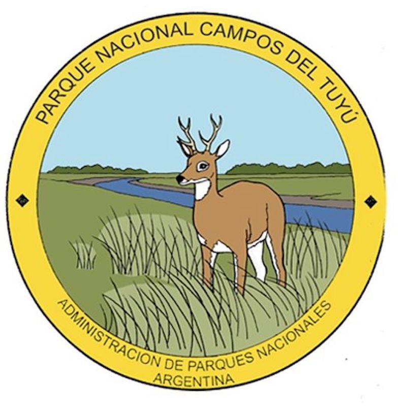 El venado de las pampas es el emblema del Parque Nacional Campos del Tuyú, creado especialmente para su preservación