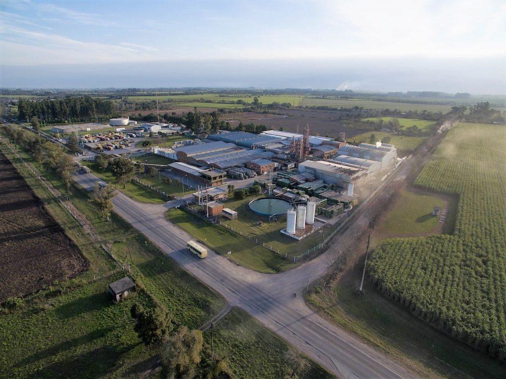 El Complejo Industrial Famaillá, de la citrícola San Miguel, se abastecerá de 100 % de energía eólica para 2021