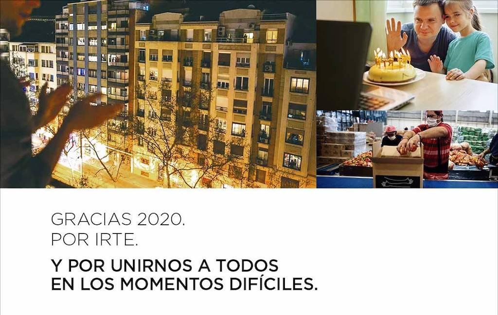 Gracias 2020, la campaña de ADEPA: organizaciones del mundo de la comunicación unidas en un mensaje de un fin de año diferente para todos