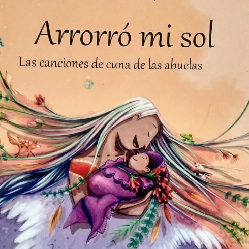 La Brujita de Papel publica una antología de canciones de cuna, compilada por Carlos Silveyra