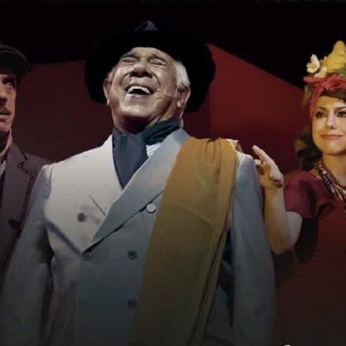 "Teatrix estrenó para Nochebuena ""Te aconsejo que me olvides"", un musical con letras de tangos muy conocidos"