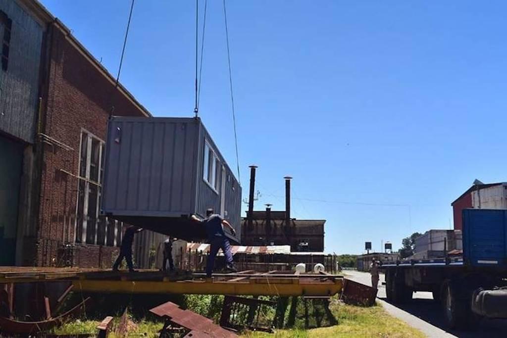 Los contenedores son una herramienta rápida, barata y eficiente para construir viviendas funcionales