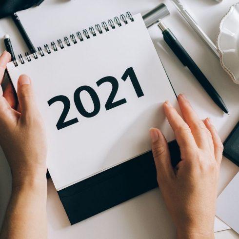 Año nuevo 2021, con nuevas expectativas más las experiencias del anterior
