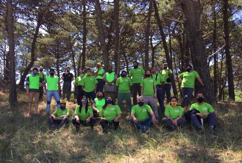 En la Semana de la Educación Ambiental, la ONG Reciclando Conciencia continúa con la limpieza de playas