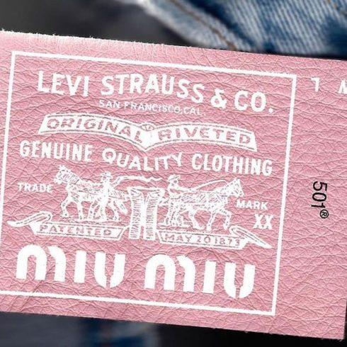 Alianza Miu Miu y Levi's, ¿una muestra de sustentabilidad o el greenwashing de las empresas?